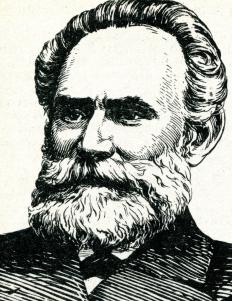 Ivan Pavlov conducted experiments to determine why it was that dogs salivated prior to eating.