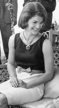 Jacqueline Kennedy Onassis is rumored to have requested a black princess phone in 1963.