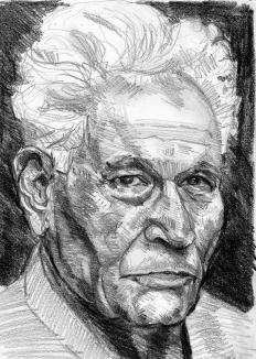 Jacques Derrida gave a famous talk that questioned structuralism and helped form the basis for post-structuralism.