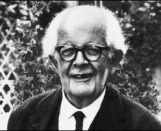 Jean Piaget was a Swiss philosopher and psychologist.