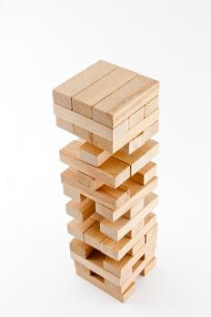 Balancing games are based on maintaining an equilibrium among several pieces.