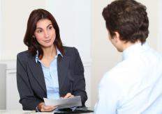 An entry level sales position is one way to work towards becoming a headhunter.