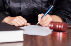 Plea bargains help save the time and cost of a trial.