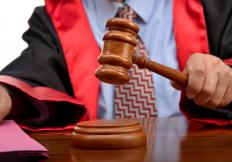 A civil court is a local court that handles non-criminal cases.