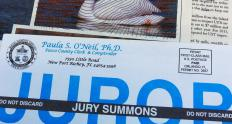 Judges may serve an FTA warrant to individuals who do not comply with a summons to jury duty.