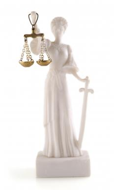 A justice advisor aids in creating or maintaining a fair and effective system of justice.