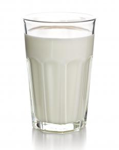 Milk that has been allowed to sour is referred to as clabbered milk.