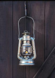 Kerosene oil, commonly used with kerosene lanterns, is used to fuel monitor heaters.