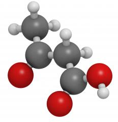 When fatty acids are broken down in the body, ketones are formed, eventually leading to symptoms such as darker urine.