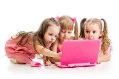 There are many types of laptops and computers available, some of which have been designed specifically for children.