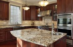 Wall ovens are gaining in popularity and often included as part of a kitchen remodeling project.