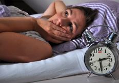 Magnesium is sometimes recommended to people who suffer from occasional sleepless nights.