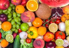 Fresh fruits and vegetables should be consumed during a holistic diet.