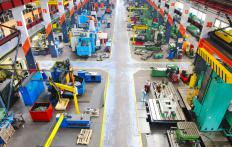 Salaried employee wages, lease payments and insurance are just three common fixed operating costs for manufacturing facilities.
