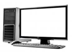 Desktop vizualization uses a central desktop server for individual workstations.