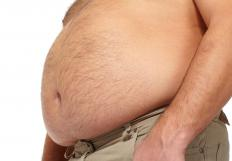 Obesity can lead to abnormal levels of estrogen in males.