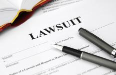 Some lawyers specialize in medical malpractice and personal injury lawsuits.