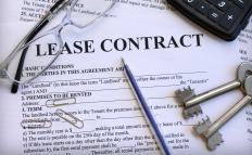 The Uniform Commercial Code addresses property lease contracts.