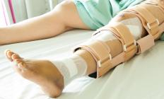 It is necessary to immobilize a fractured bone during healing, no matter whether that is done through bracing or external fixation.