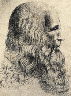 The use of soft pastels can be traced back to Leonardo da Vinci.