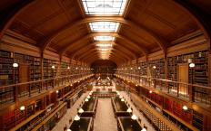 Academic libraries must organize sources of information so that users can easily locate them.