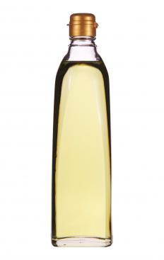 Grapeseed oil, one of the ingredients in homemade hair wax.
