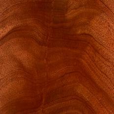 Mahogany veneer is a thin slice of mahogany wood that is attached to the surfaces of core panels.
