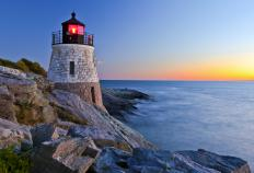 Lighthouses are often built through public-private partnerships.