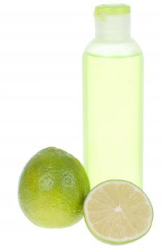 Some skin toners contain citric acid.