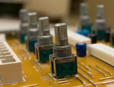 Varistors protect circuits against excessive voltage by acting as spark gaps.