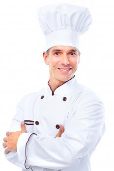 Pastry chefs have often attended culinary school.