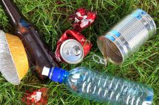 Laws against littering are common in jurisdictions around the world.