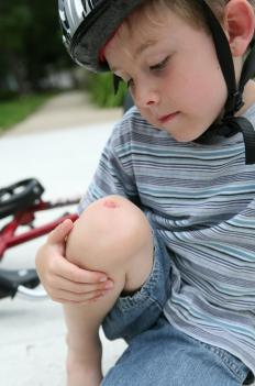 Choosing the correct size wheels may help reduce the chances of the child falling off the bike.