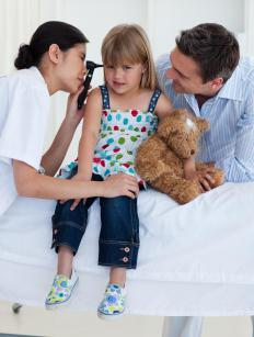 A certified pediatric nurse may perform a variety of tasks.