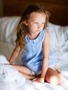 Children who have been physically or emotionally abused are at risk for depression and anxiety.