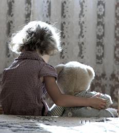 Reactions to grief vary with each individual child.