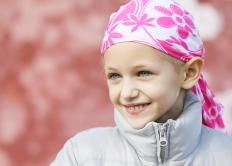 There are several types of cancer that are linked to high mortality rates among child oncology patients.