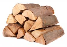 Any kind of wood that is used as a source of energy is considered wood fuel.