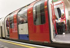 The London Underground is also known as the Tube.