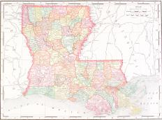 Louisiana was one of the last states in the U.S. to use the blanket primary system.
