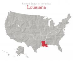 The official state motto of Louisiana was adopted in 1902.