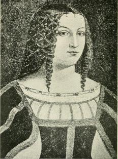 Lucrezia Borgia was the illegitimate daughter of pope Alexander VI and the sister of Cesare Borgia.