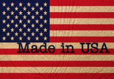 "Illegal copies of certain software products are often printed with the phrase ""Made in the USA."""