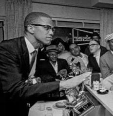Malcolm X was born in Omaha, Nebraska.