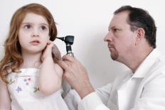 Children are more prone to ear infections because their Eustachian tubes are shorter.