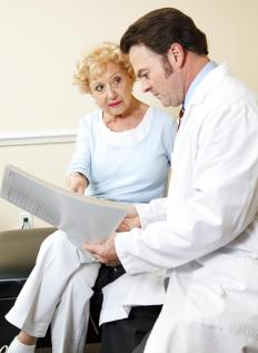 The patient's age greatly affects the prognosis for chronic lymphocytic leukemia.