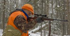 In the U.S., fox hunting with firearms generally requires a license.