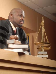 Family law judges are in charge of making life-altering decisions for others.