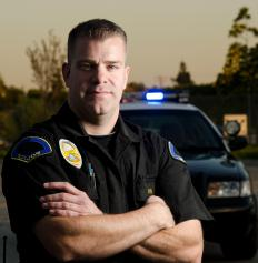 Prior experience as a police officer may be helpful for those who wish to became parole officers.