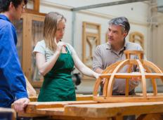 Experience in an area like woodworking may be useful for anyone desiring to become a shop teacher.